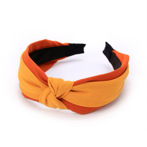 Hot New Double Color Hoop in Spring and Summer Hairband