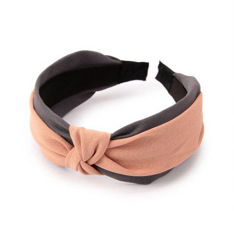 Online New Double Color Hoop in Spring and Summer Hairband