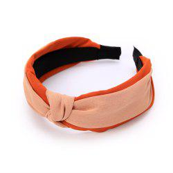 New Double Color Hoop in Spring and Summer Hairband -