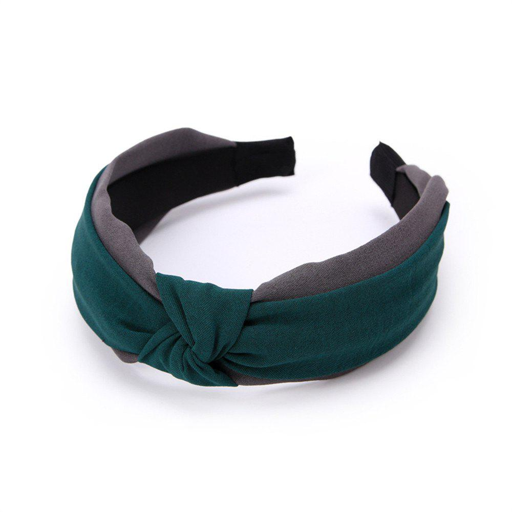Sale New Double Color Hoop in Spring and Summer Hairband