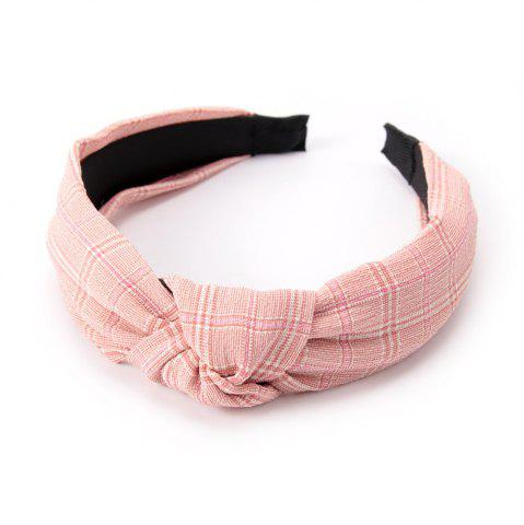 Chic Intersected with Fashion Hoop Hairband
