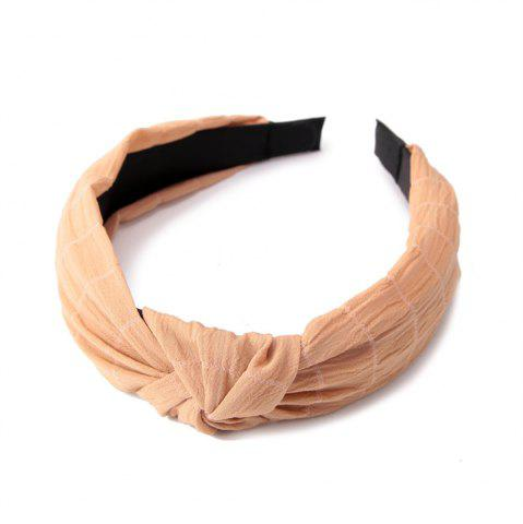 Accueil Voyage Croix Noeud Doux Hairband Sweet