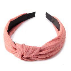 Home Travel Cross Knot Fresh Sweet Hairband -