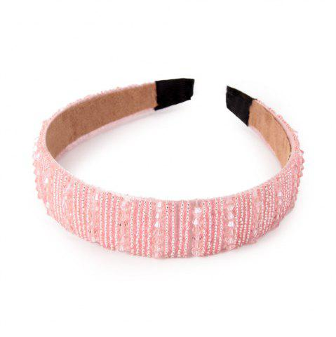 Online Fashion Lady Ornaments Diamond Hoop Hairband