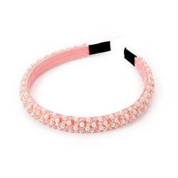 Ornements de cheveux à la mode Diamond Hairband -