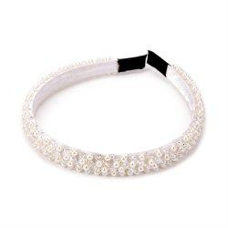 Trendy Hair Ornaments Diamond Hairband -