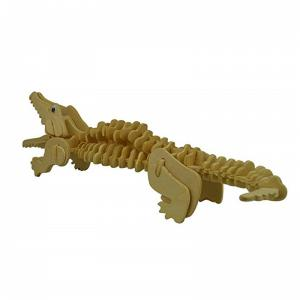 3D Wooden Animal Puzzle -