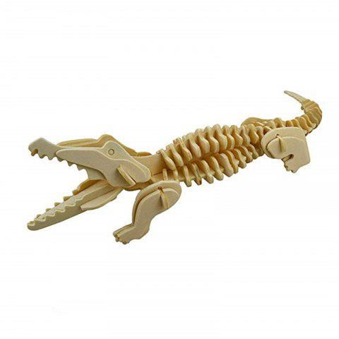 Buy 3D Wooden Animal Puzzle