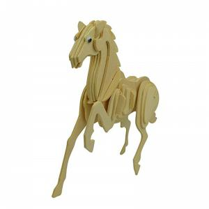 Wooden Animal Puzzle -