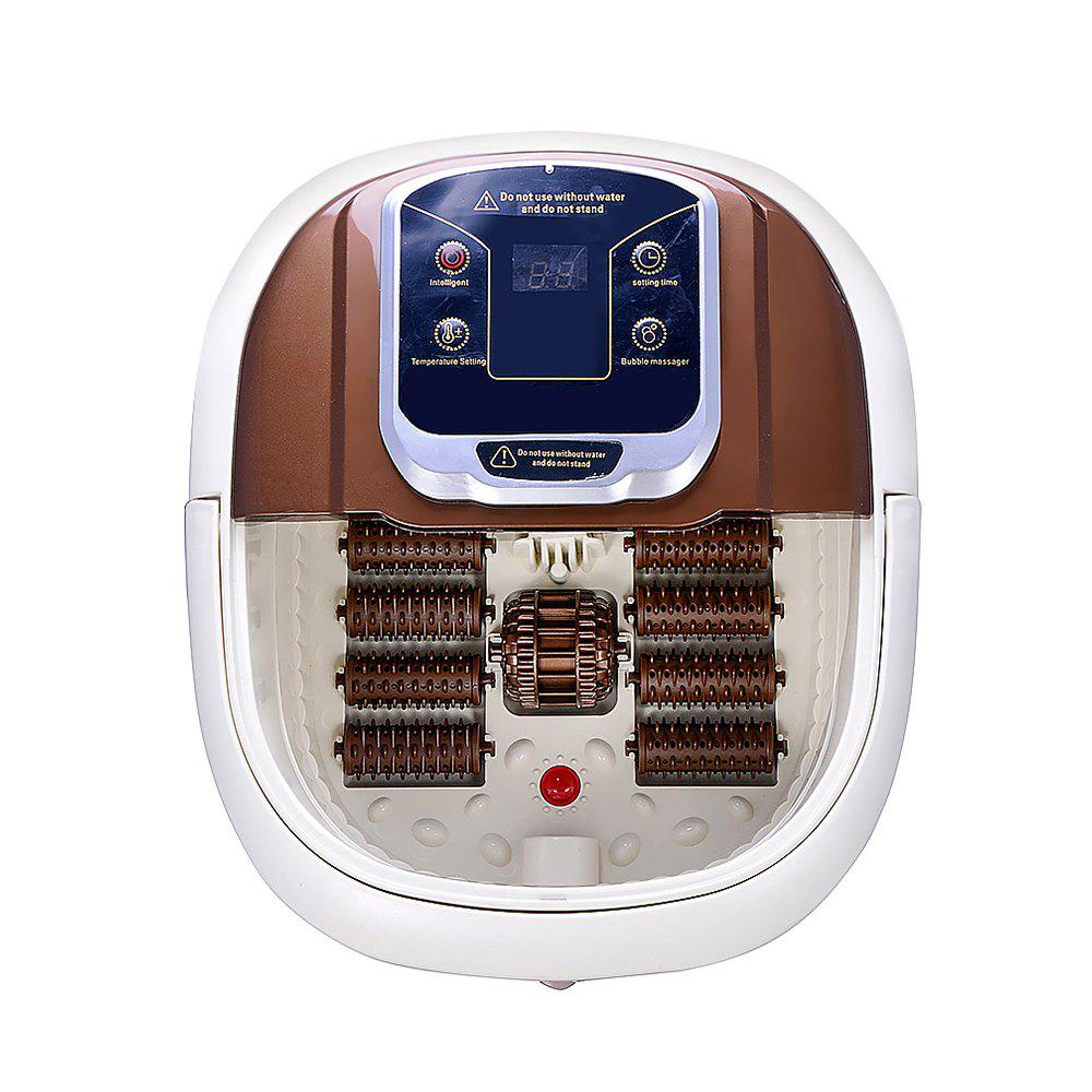 Outfit Home Electric Massage Heated Foot Bath Tub