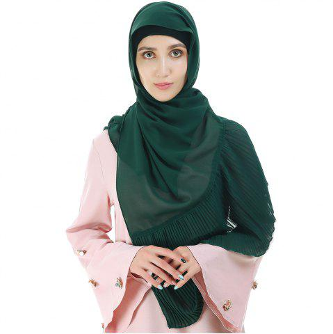 Best New and Solid Color Long Style Sunscreen Multifunction Headscarf