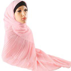 New and Solid Color Long Style Sunscreen Multifunction Headscarf -