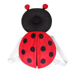 Cute Beetle Baby Head Protection Pad Infant Fall Prevention Pillow -
