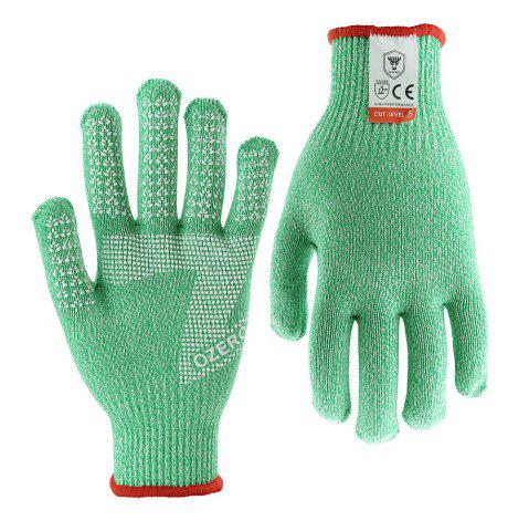 Best OZERO Cut Resistant Gloves Knife Cutting Safety Galley Protection