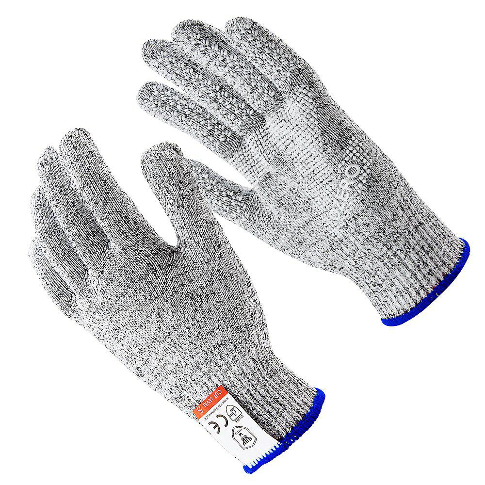 Shops OZERO Cut Resistant Gloves Knife Cutting Safety Galley Protection