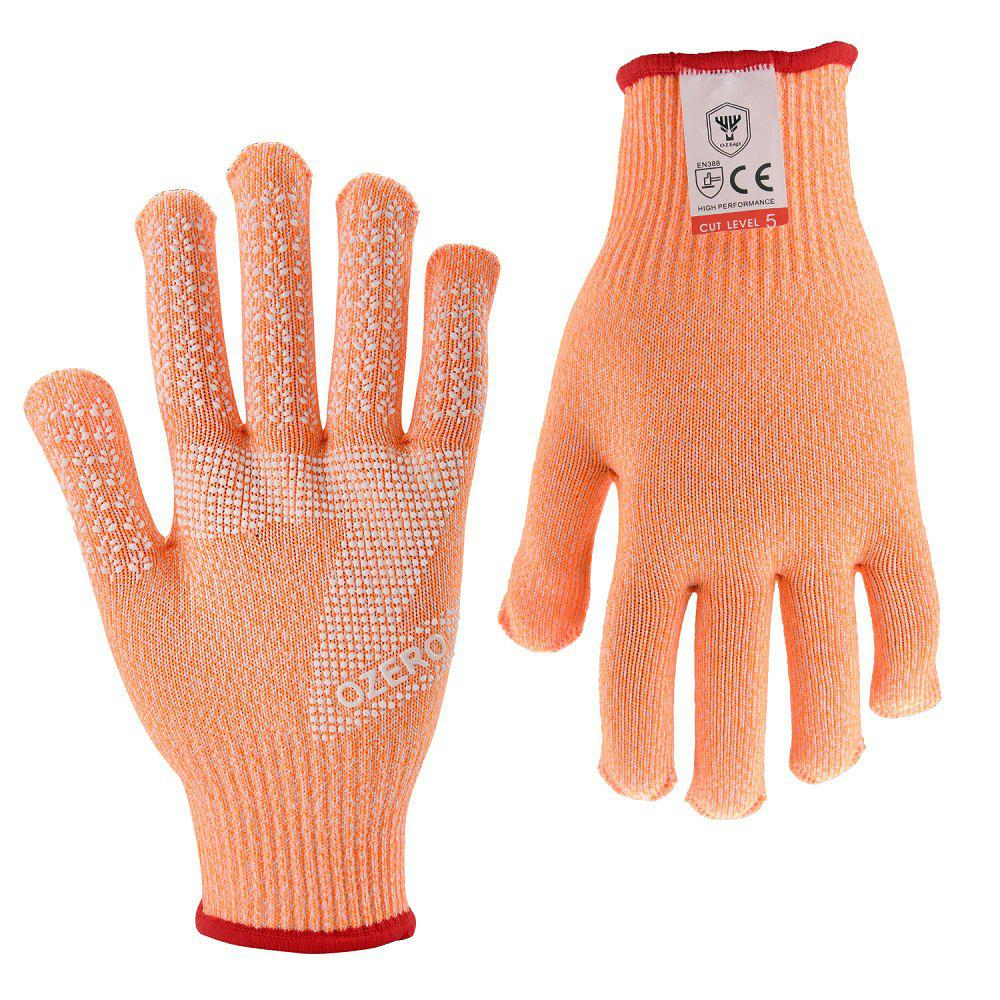 Sale OZERO Cut Resistant Gloves Knife Cutting Safety Galley Protection