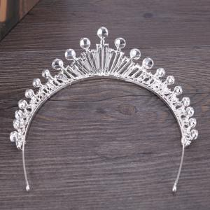 Bride Accessory Crown Hoop for Water Drill -