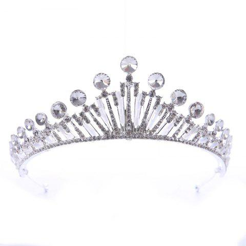 Sale Bride Accessory Crown Hoop for Water Drill