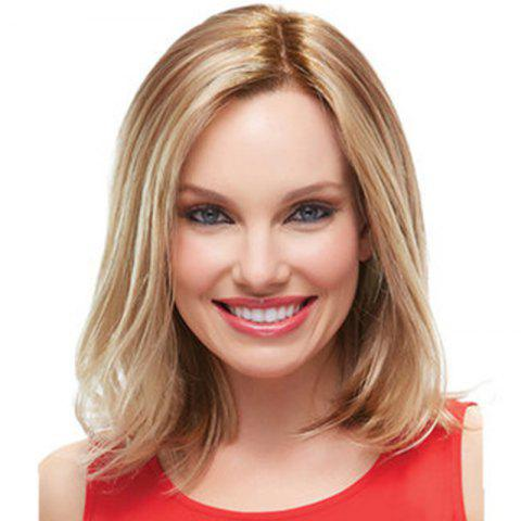 Sale Partial Distribution Type Gradient Ramp Straight Medium Short Wig