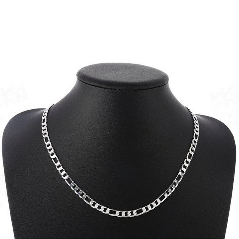 Collier Figaro Side Side pression nk