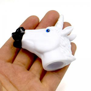 Unicorn Pegasus Finger Toy Children Telling Stories Before Going To Bed -