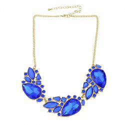 Irregular Multi Cut Gemstone Necklaces for Women -