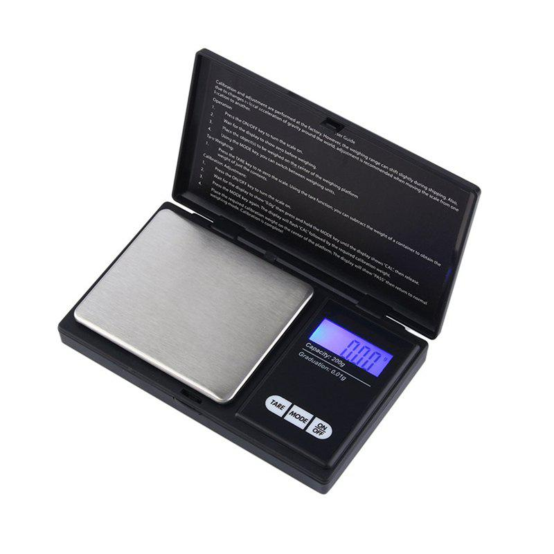 Fancy 200g Precision Digital Scales for Jewelry 0.01 Weight Electronic