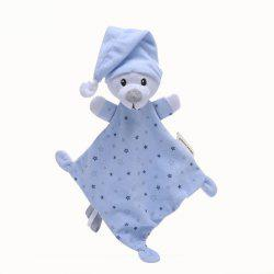 Soft Bear Appease Baby Towel Toys for Newborns Soothe Reassure -