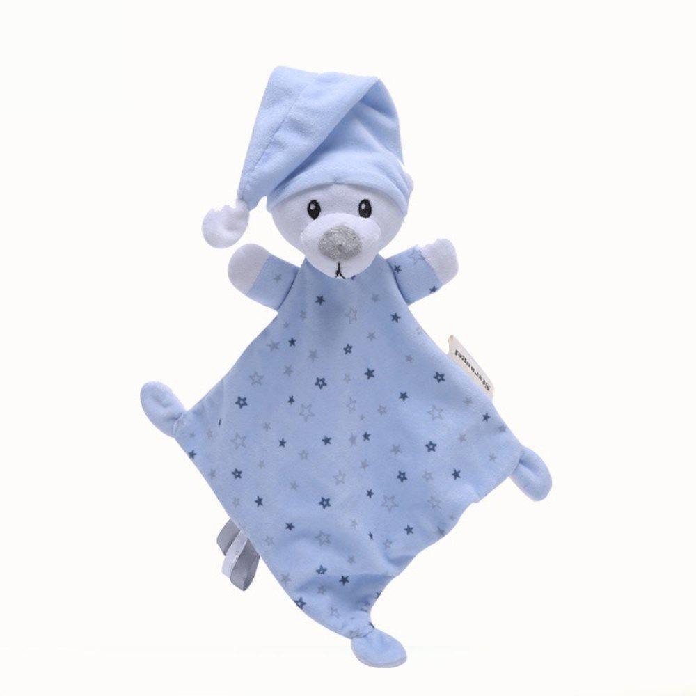 Store Soft Bear Appease Baby Towel Toys for Newborns Soothe Reassure