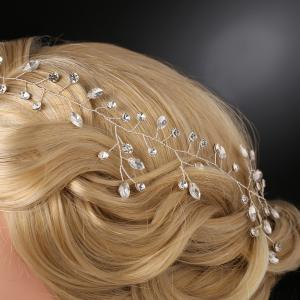 Crystal Wedding Ornaments Hair Band Hair Band -