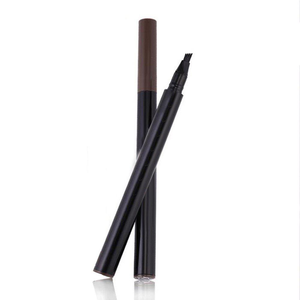 Cheap Natural Durable Waterproof Micro-Carving Four-Pronged Liquid Eyeliner