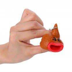 Poop Toy Keychains   Novelty Poo Poo Farting Rubber Figurine -