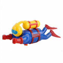 Divers Wind Up Swimming Toys -