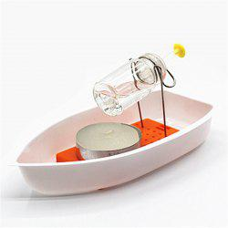 Steamboat Manual Toys Children Science Experiment -