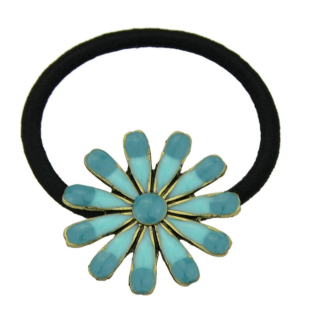 Cheap Elastic Rope with Colorful Enamel Flower Headband