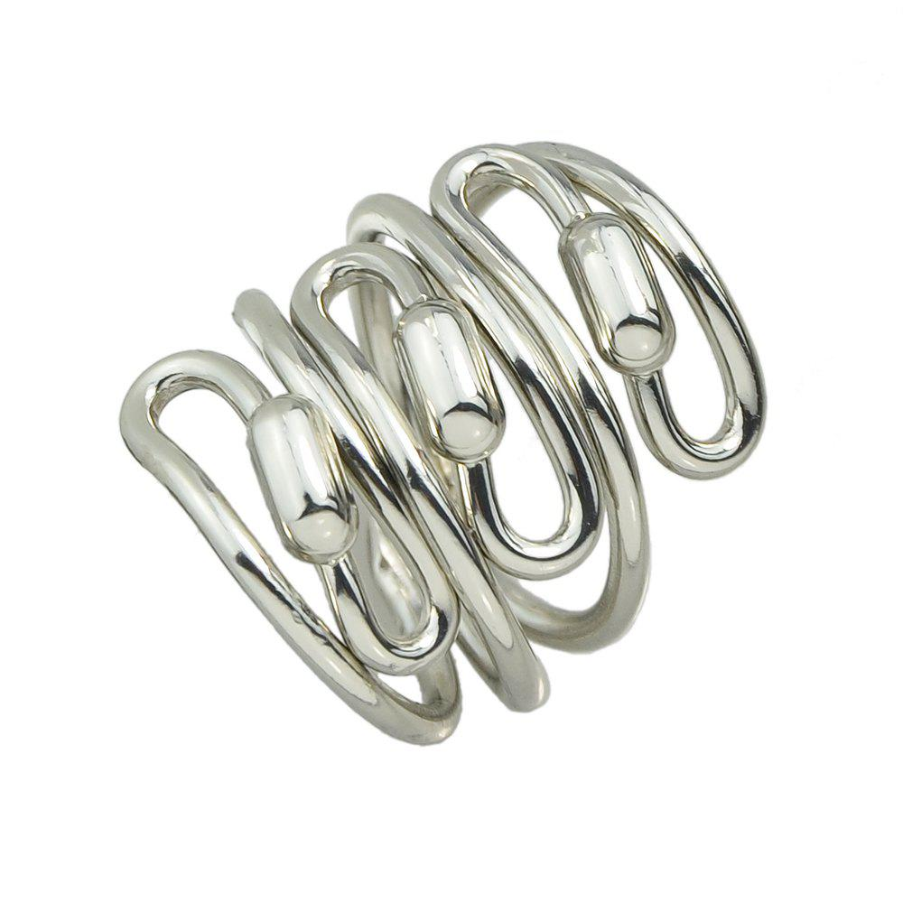 Shop Gold Silver Color Alloy Finger Rings for Women