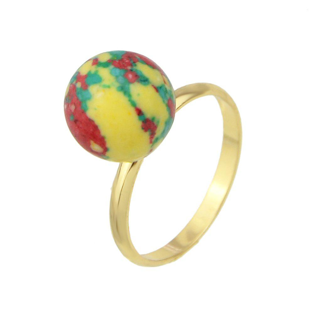 Fashion Cute Colorful Stone Finger Rings