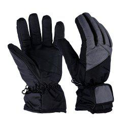 OZERO Women Winter Outdoor Ski Sport Skiing Gloves Warm -