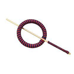 Cute Candy Color Big Round Hair Sticks Accessory -
