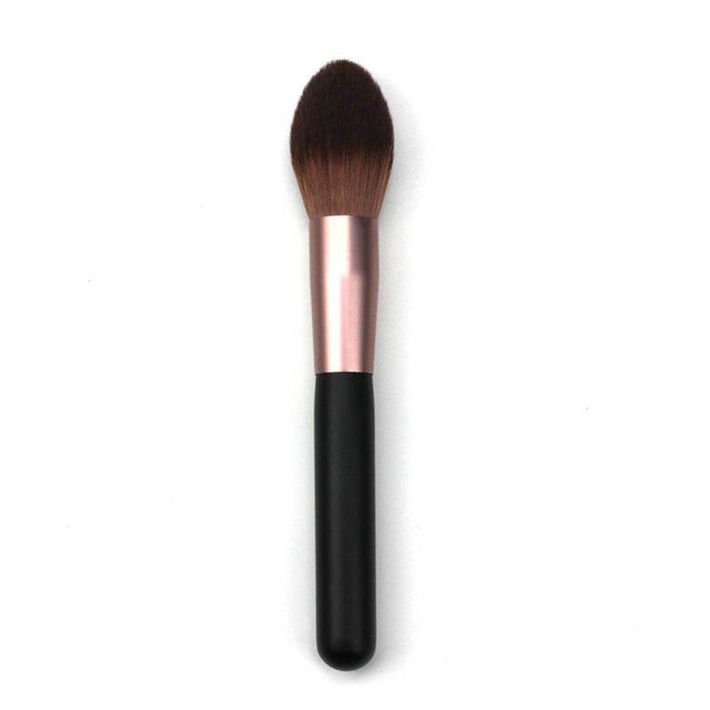 Outfits Makeup Brush Flame Shaped Brightening Powder