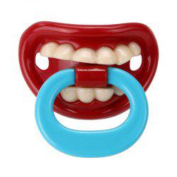 Silicone Babies Make Fun Pacifier -