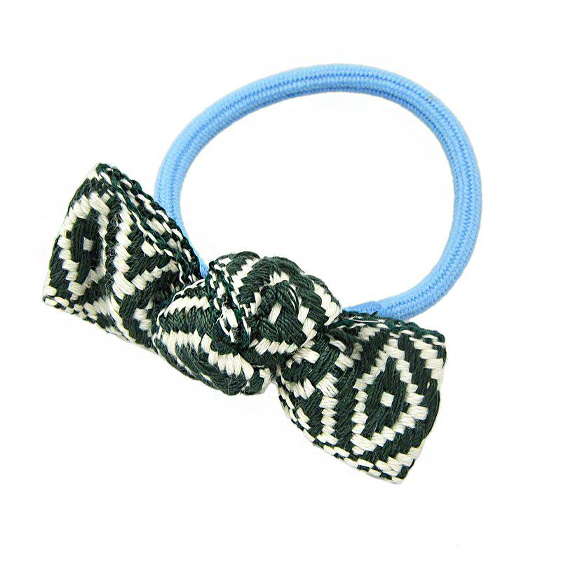 New Sweet Colorful Bowknot Hairband for Women