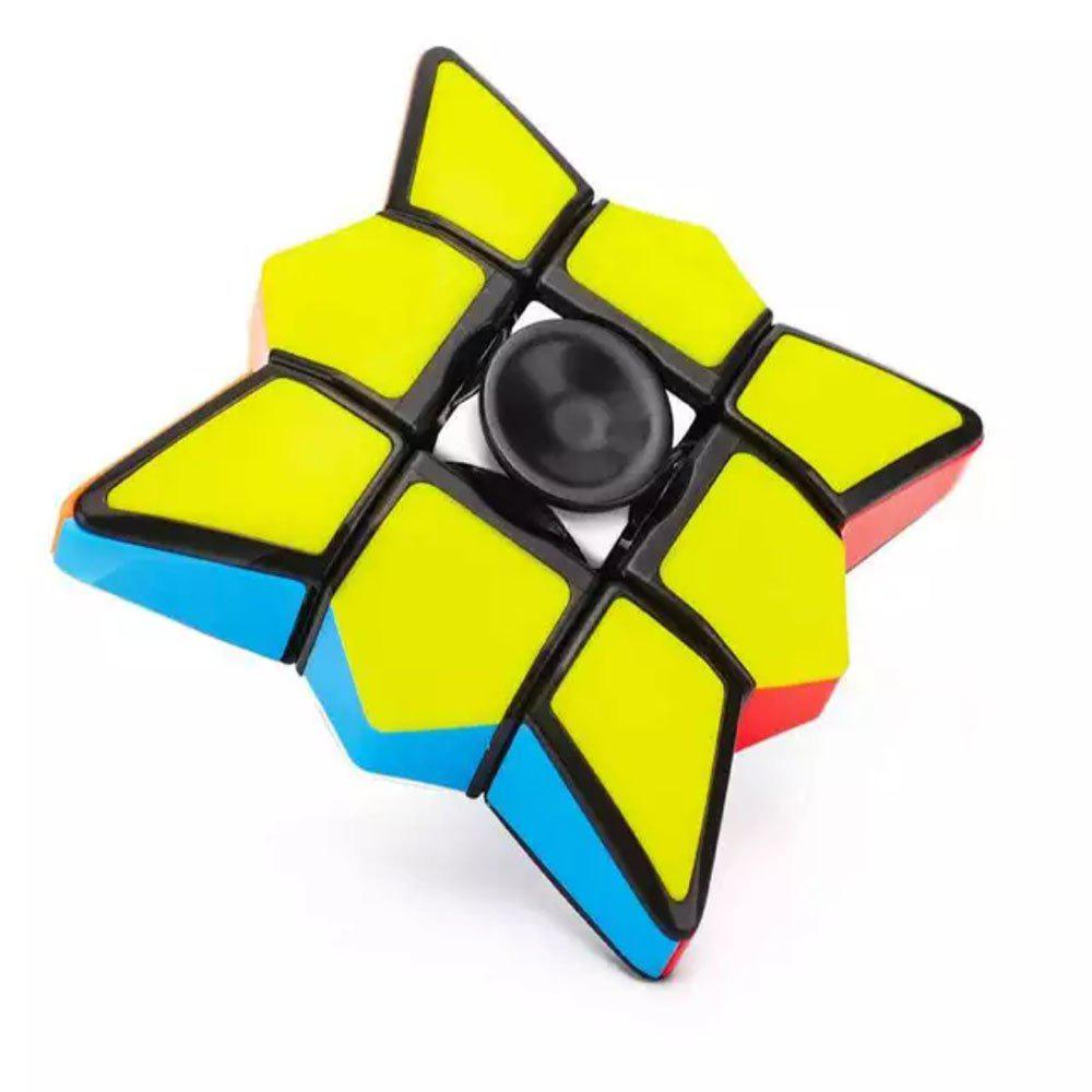 Sale Third-order Magic Cube Game Decompression Fingertips Gyro Toys