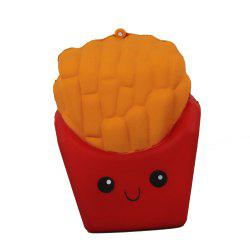 Jumbo Squishy Red Fries Toys -