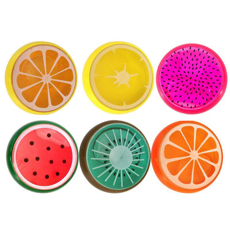 Cheap Crystal Slime DIY Emoji Watch Mud Jelly 6PCS