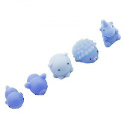Jumbo Squishy Animal Simulation New Kawaii Cute Stress Toy 5PCS -
