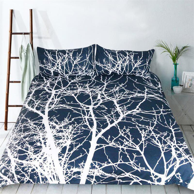 Cheap New High Quality Life Tree Bedding Three-Piece Suit