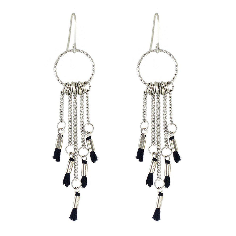 Tassel Long Dangle Hanging Earrings для женщин
