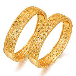 Women Bangles Bracelets Jewelry Girl Gift -
