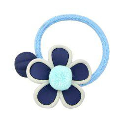 Simple Model Elastic Rope with Flower Hairband -